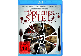 Tödliches Spiel - Would you rather? [Blu-ray]