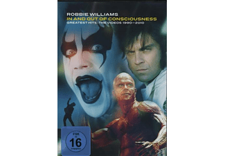 Robbie Williams - In And Out Of Consciousness: Greatest Hits - The Videos 1990-2010 - (HD-DVD)