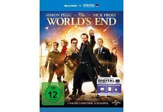 The World's End - (Blu-ray)