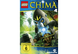 LEGO – Legends of Chima (DVD 4) - (DVD)