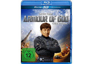 Armour of God - Chinese Zodiac 3D [3D Blu-ray]