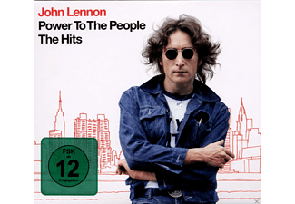 John Lennon, VARIOUS - Power To The People-The Hits - (CD + DVD Video)