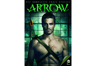 Arrow - Staffel 1 [DVD]