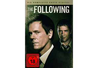 The Following - Die komplette 1. Staffel [DVD]