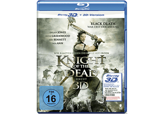 Knight of the Dead (Uncut, 3D) - (3D Blu-ray)