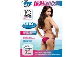 FitForFun-10 Minute Solution- Po Lifting [DVD]