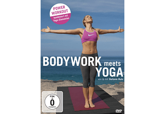 Bodywork meets Yoga - Power Workout mit Yoga-Elementen - (DVD)