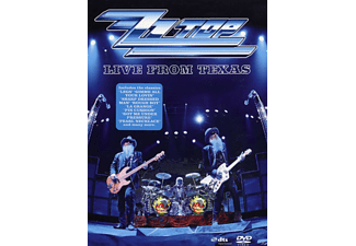 ZZ Top - Live From Texas - (DVD)
