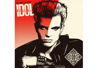 Billy Idol - THE VERY BEST OF - IDOLIZE YOURSELF - (CD)