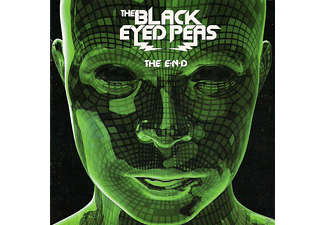 The Black Eyed Peas - The E. N. D. (The Energy Never Dies) - (CD)