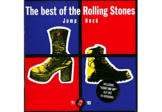 The Rolling Stones - JUMP BACK - THE BEST OF-71-93 (REMASTERED) - (CD)