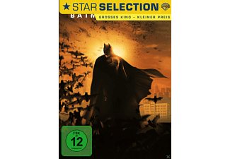 Batman Begins (DVD Star Selection) - (DVD)