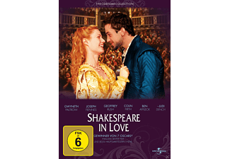 Shakespeare in Love Drama DVD