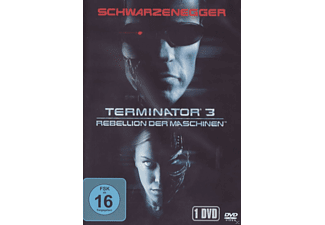 Terminator 3 - Rebellion der Maschinen - (DVD)
