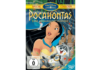 Pocahontas - Special Collection Animation/Zeichentrick DVD