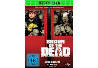 Shaun of the Dead - (DVD)