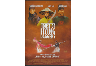 House of Flying Daggers - (DVD)