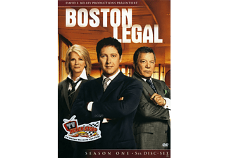 Boston Legal - Season 1 [DVD]