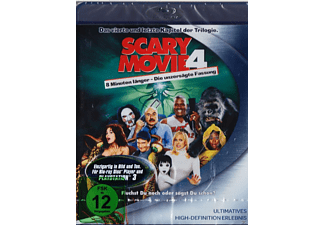 Scary Movie 4 - (Blu-ray)