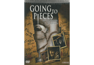 Going to Pieces [DVD]