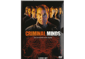 Criminal Minds - Staffel 1 - (DVD)