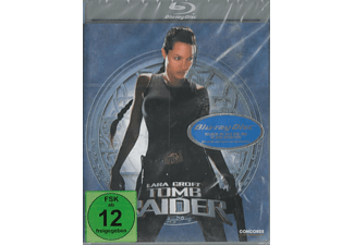 Lara Croft: Tomb Raider - (Blu-ray)