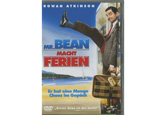 Mr. Bean macht Ferien - (DVD)