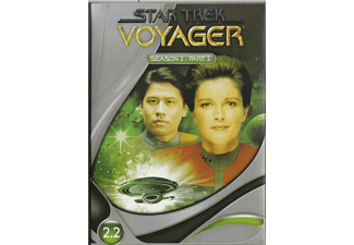 Star Trek - Voyager - Season 2.2 [DVD]