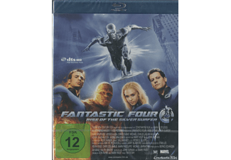 Fantastic Four – Rise Of The Silver Surfer Action Blu-ray