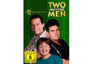 Two and a Half Men: Mein cooler Onkel Charlie - Staffel 3 - (DVD)