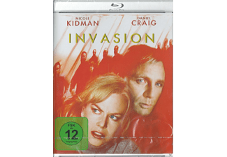 Invasion - (Blu-ray)