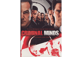 Criminal Minds - Staffel 2 [DVD]