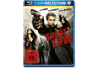 Shoot 'em Up - (Blu-ray)