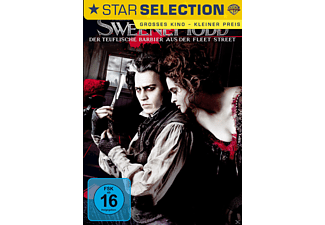 Sweeney Todd (Star Selection) [DVD]