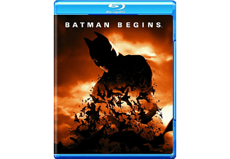 Batman Begins Action Blu-ray