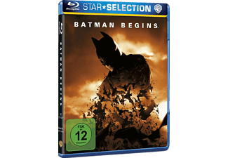 Batman Begins - (Blu-ray)