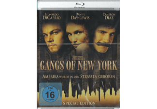 Gangs of New York - (Blu-ray)