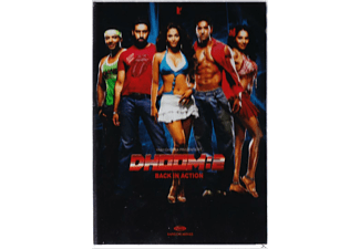 DHOOM 2 - BACK IN ACTION - (DVD)