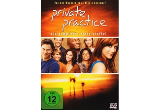 Private Practice - Staffel 1 [DVD]