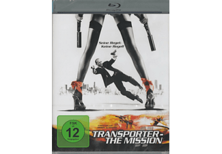 Transporter 2: The Mission Action Blu-ray