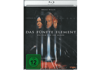 Das Fünfte Element Science Fiction Blu-ray