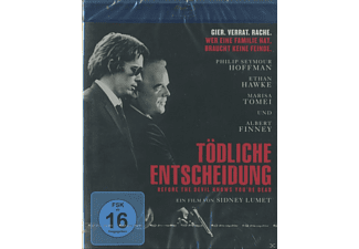 Tödliche Entscheidung - Before the Devil Knows You´re Dead [Blu-ray]