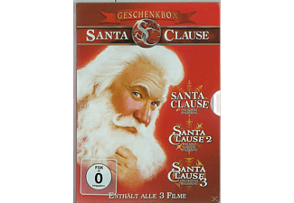 Santa Clause 1-3 [DVD]