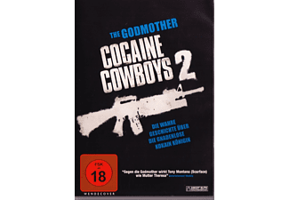 Cocaine Cowboys 2 – Hustlin´ with the Godmother [DVD]
