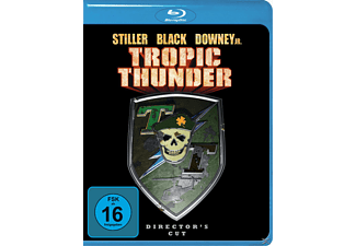 Tropic Thunder (Director's Cut) [Blu-ray]