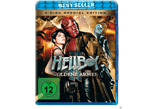 Hellboy II: Die Goldene Armee Action Blu-ray