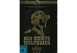Der 2. Weltkrieg komplett (Metallbox) Dokumentation DVD