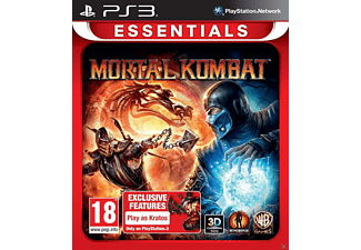 Mortal Kombat Essentials PS3