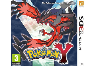 Pokémon Y NL 3DS