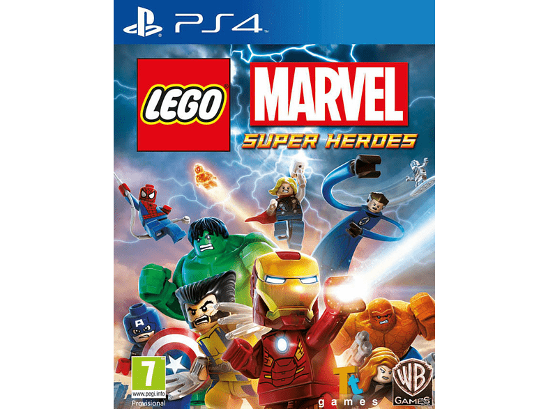 LEGO Marvel Super Heroes PlayStation 4 gaming   offline sony ps4 παιχνίδια ps4 gaming games ps4 games